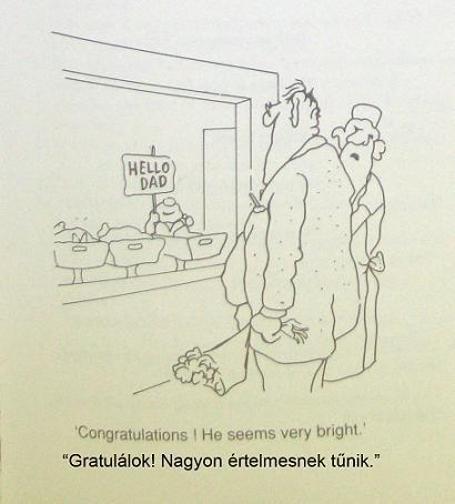 Angol Humor Csecsemő